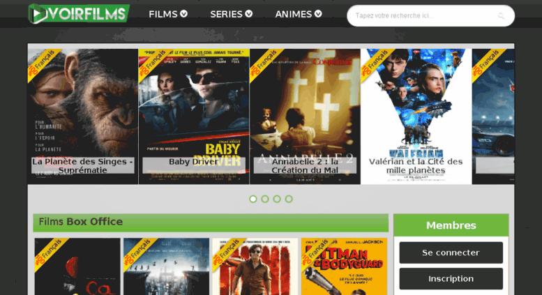 Voirfilm Homepage