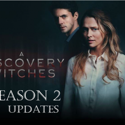 A Discovery of Witches Season 2 updates