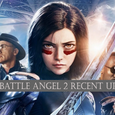 Alita: Battle Angel 2 Updates