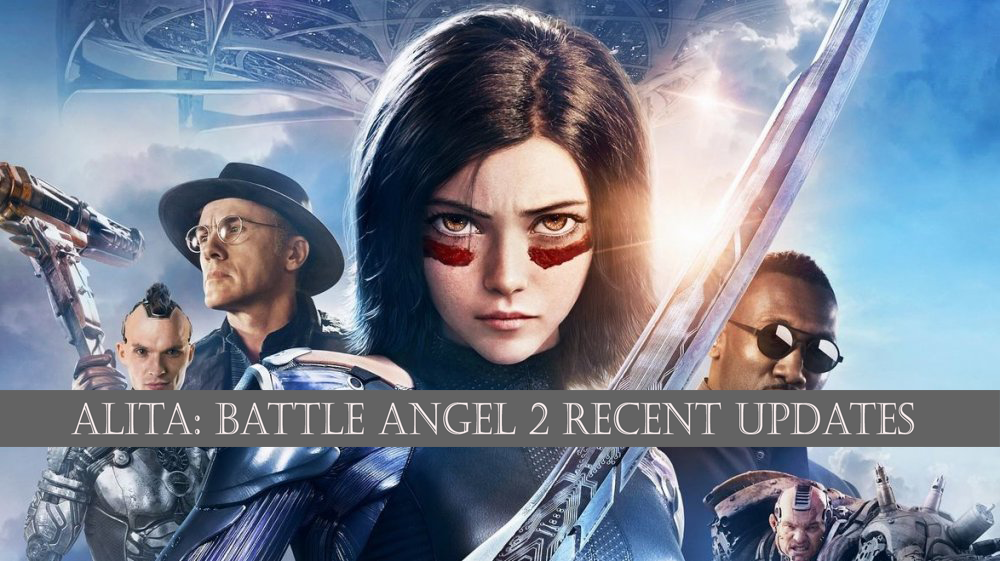 Alita: Battle Angel 2 Updates