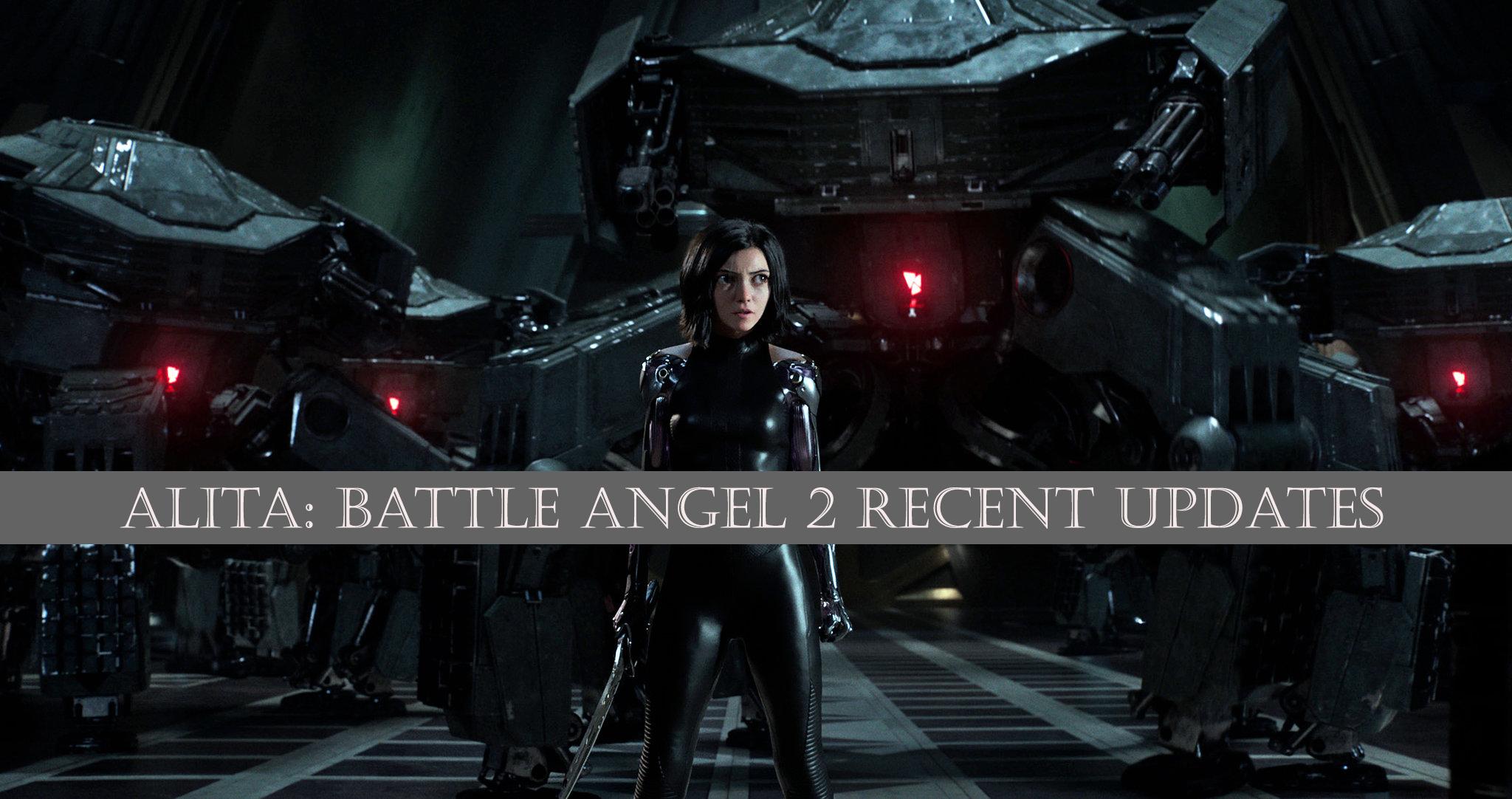 Alita: Battle Angel 2 All Latest Updates