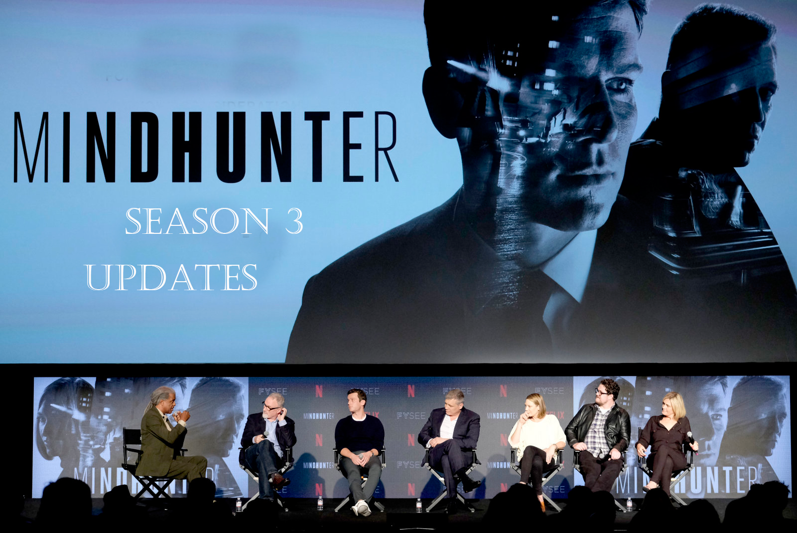 Mindhunter Season 3 Updates and Rumours