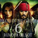 Pirates of the Caribbean 6 Updates