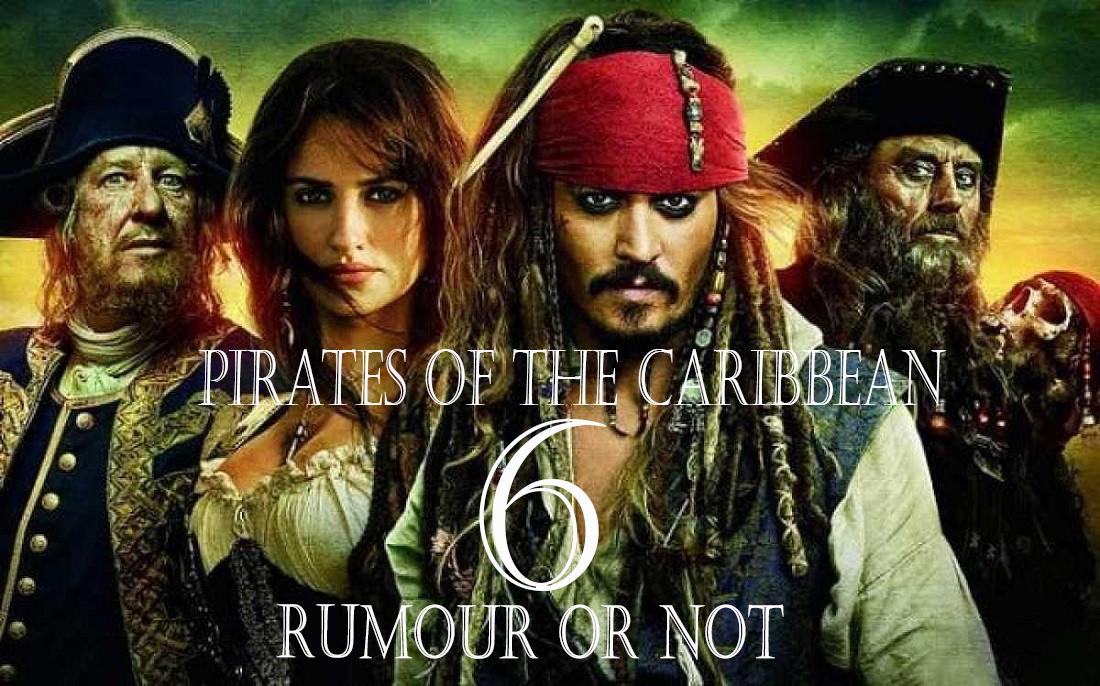 Pirates of the Caribbean 6 Updates
