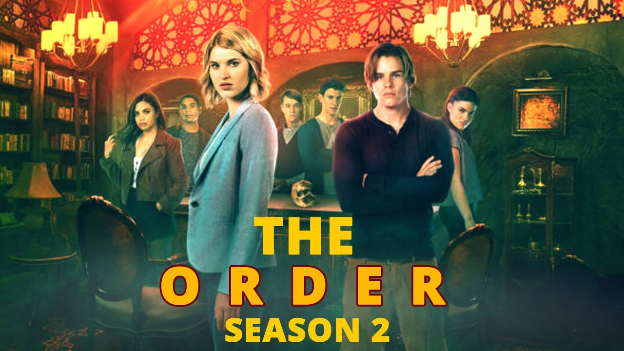 The Order Season 2 Releasing Updates