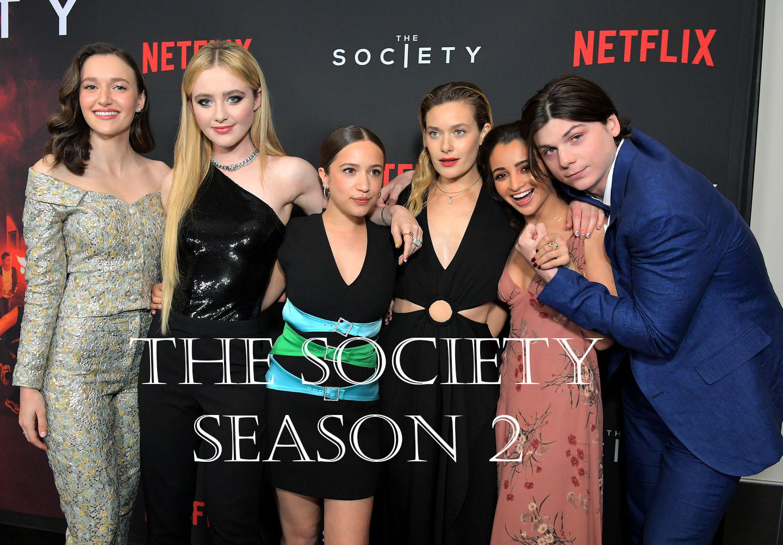 The Society Season 2 all updates