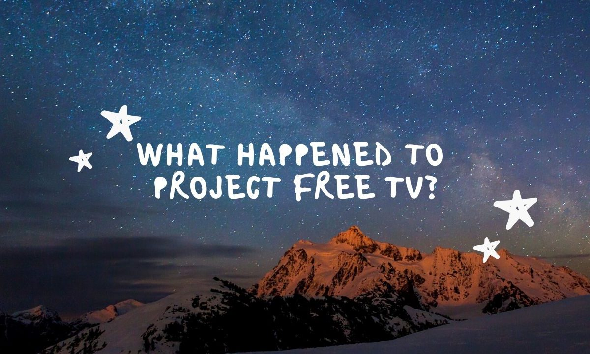 What Happened to Project Free TV?